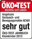 Angelcare AC 1 - Ökotest Testurteil