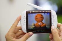 Motorola MBP 36 Babyphone Praxistest - Übertragung