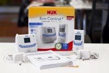 NUK Eco Control 267 Babyphone Lieferumfang