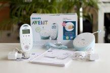 Philips Avent SCD 560 Babyphone Lieferumfang